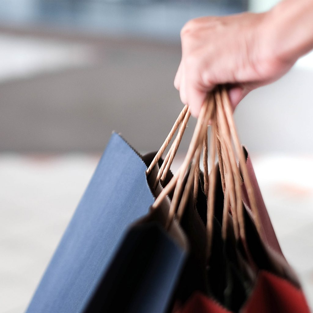 sustainable packaging paper bags